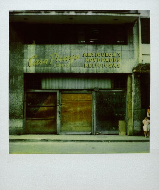 CASA PICAYO, 1994 600 POLAROID