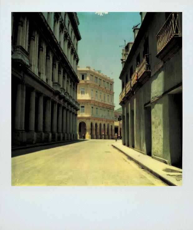 OBISPO STREET #1, 1994 600 POLAROID