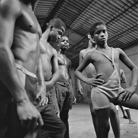 FUTURE CHAMPIONS, CUBA, 1999  SILVER GELATIN