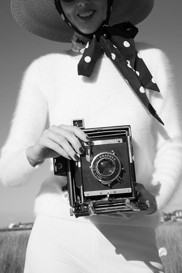 LUCIANA PAMPALONE GRAFLEX, 2012  ARCHIVAL PIGMENT PRINT