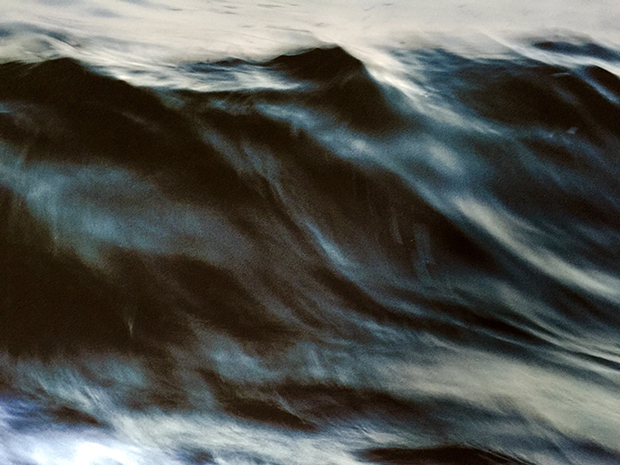 TANYA MALOTT MONTAUK SWELL, 2003  GICLEE ON WATERCOLOR PAPER