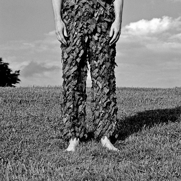 KEITH SHARP IVY PANTS, 2005  GELATIN SILVER PRINT
