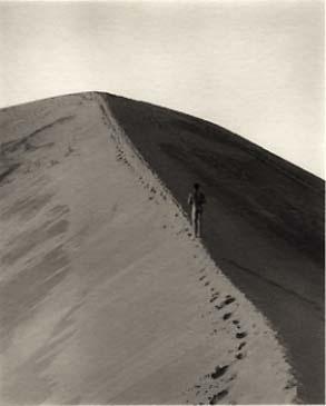 KEITH #2, 1994     PLATINUM/PALLADIUM PRINT