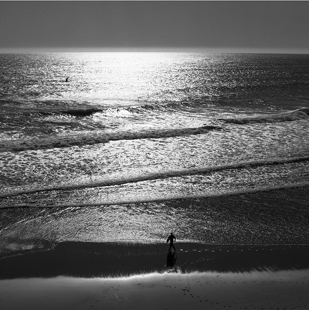 "KIM REIERSON, ""SUNSET SURF"", 2003"