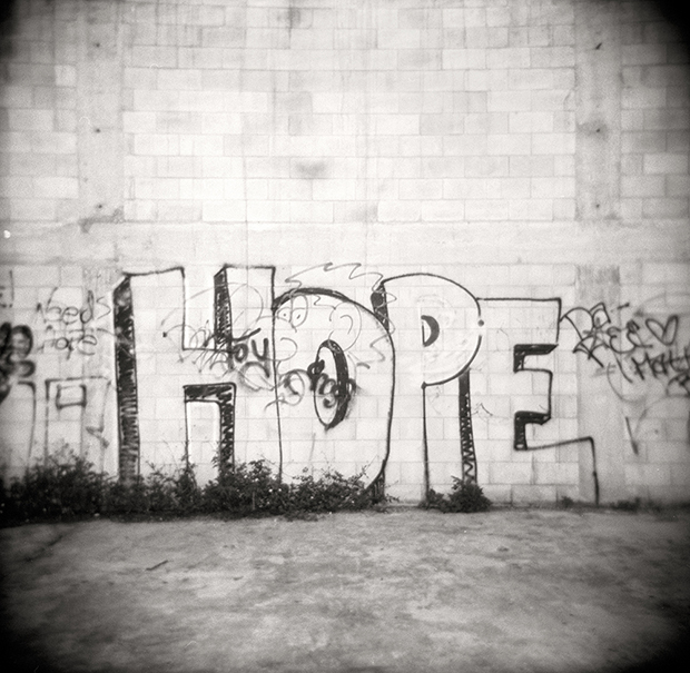 HOPE, FORT PIERCE, FL, 2010 SILVER GELATIN PRINT