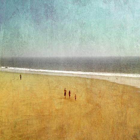 "PETE KELLY, ""BEACH KIDS"", 2004  GICLEE PRINT"