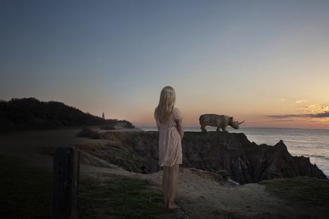 """DALTON PORTELLA """"BRYN IN MONTAUK"""" 2012  ARCHIVAL PIGMENT PRINT"""
