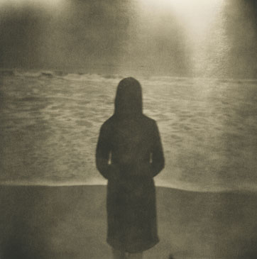 COMING AND GOING, 2000  LITH PRINT
