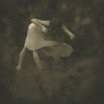 SWEPT AWAY, 2011  LITH PRINT