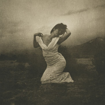 SURRENDER, 2011  LITH PRINT