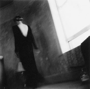 EMOTIONAL RICOCHET, 1994   SELENIUM TONED/SILVER GELATIN