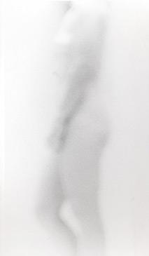 PENNY MAILANDER, BRIDGET #1, 93/95   SILVER GELATIN
