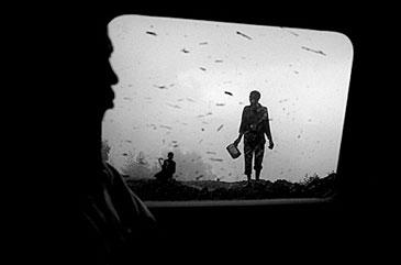 GHOSTS OF RWANDA, EAST AFRICA, 1998  Photographer: Eric Mencher GICLEE PRINT