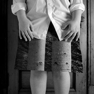 DRESS, 2006  Photographer: Keith Sharp TONED SILVER GLATIN