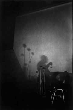 PROFILE OF A DRINKER, 2008  Photographer: Ted Adams GELATIN SILVER PRINT
