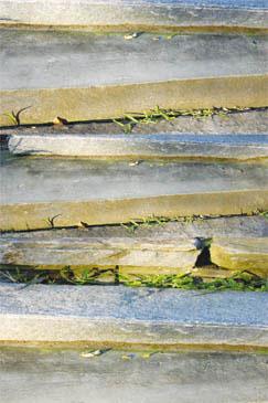 STEPS, 2007  GICLEE PRINT