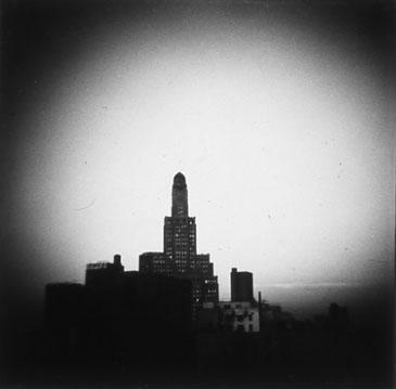 BROOKLYN, NEW YORK 1997   TONED SILVER GELATIN