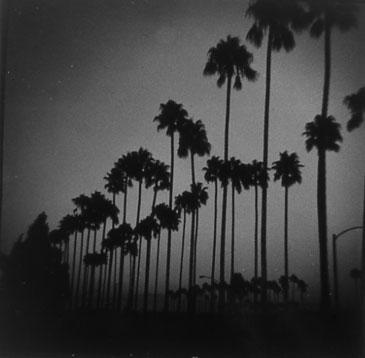LOS ANGELES, CALIFORNIA 1997   TONED SILVER GELATIN