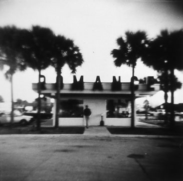 PENSACOLA, FLORIDA 1992   TONED SILVER GELATIN