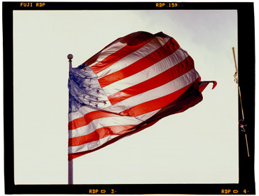 BABYLON/NEW YORK, 1995   CIBACHROME