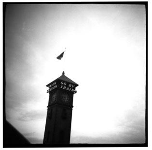 PORTLAND, OR, 1998   SILVER GELATIN