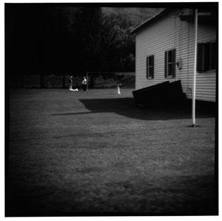 SLICKVILLE, PENNA, 1998   SILVER GELATIN