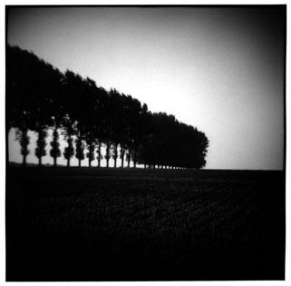 AMIENS, FRANCE, 1999   SILVER GELATIN