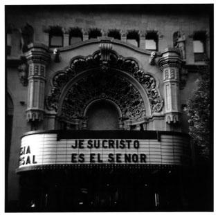 LOS ANGELES, CA, 1999   SILVER GELATIN
