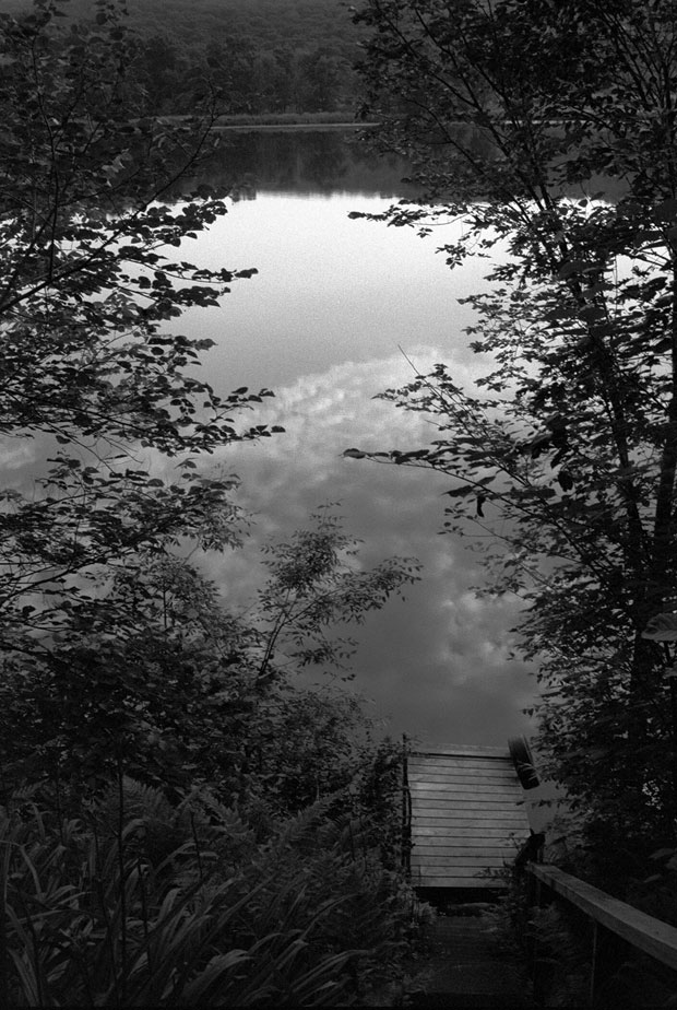 ST CROIX RIVER, MN, 2002 ARCHIVAL PIGMENT PRINT