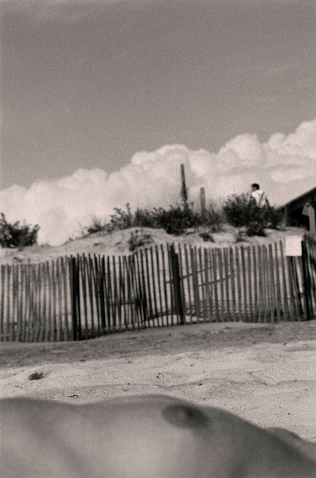 MINDY, FIRE ISLAND, PINES, FIRE ISLAND, NY, 1985  ARCHIVAL PIGMENT PRINT