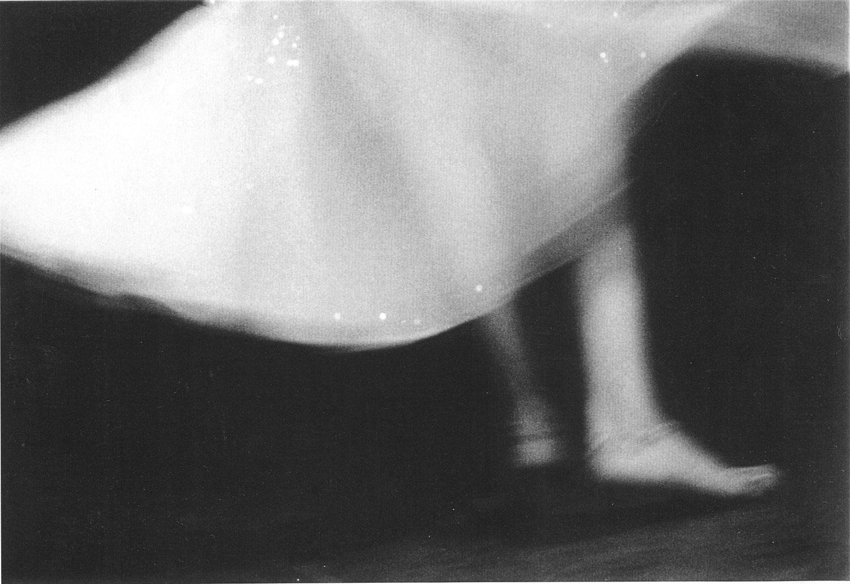 H NAZAN ISIK SEQUINED SKIRT, 1999  GELATIN SILVER PRINT