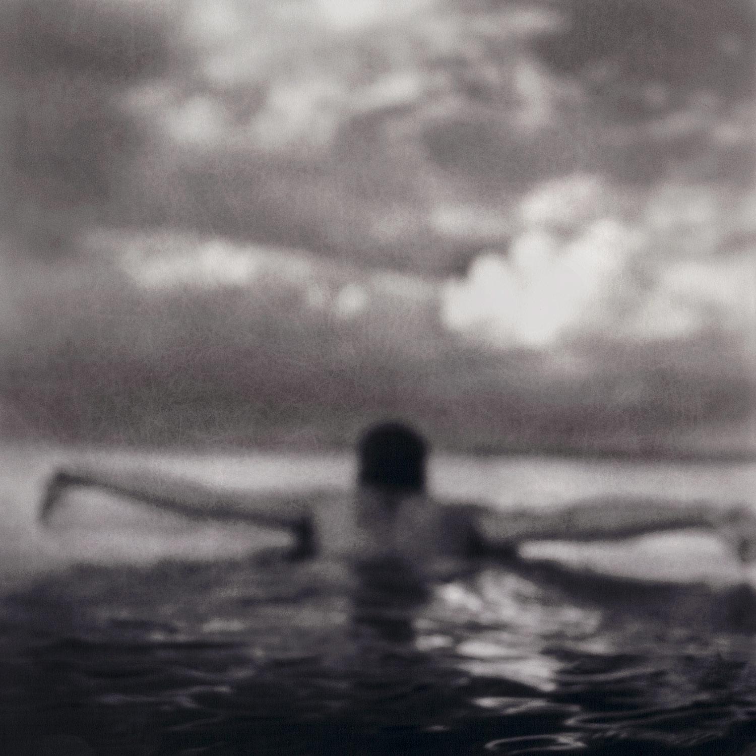 LANCE CLAYTON SWIM, 1998  SELENIUM TONED SILVER GELATIN