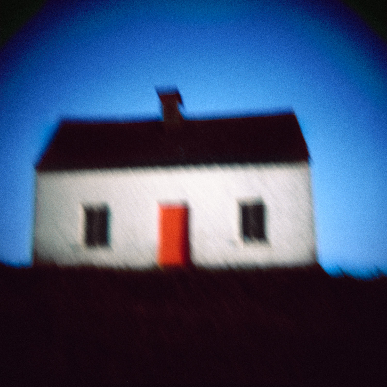JOHN DOLAN HOUSE , WEST CORK, IRELAND, 1996 C-PRINT