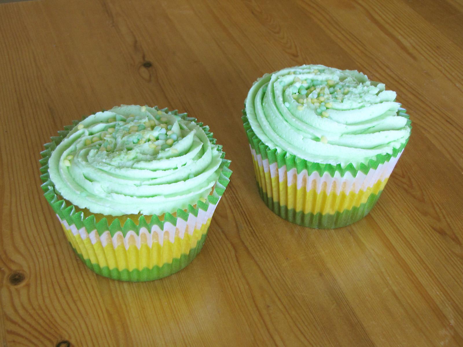 3. Dessert Bar Cupcakes