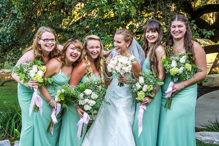 4. Bridesmaid Dresses