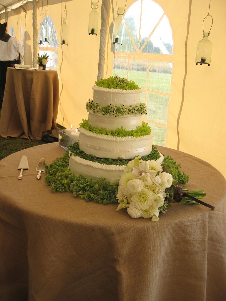 2. Wedding Cake