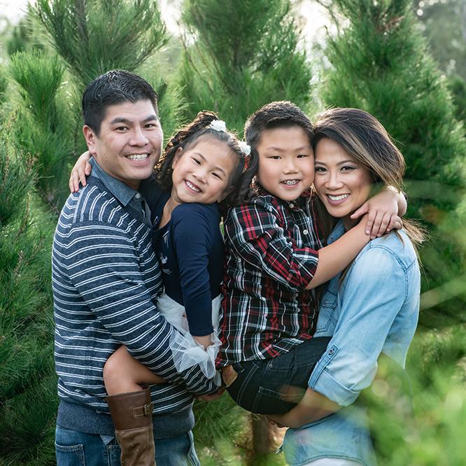Dr. Brian Chu & Family