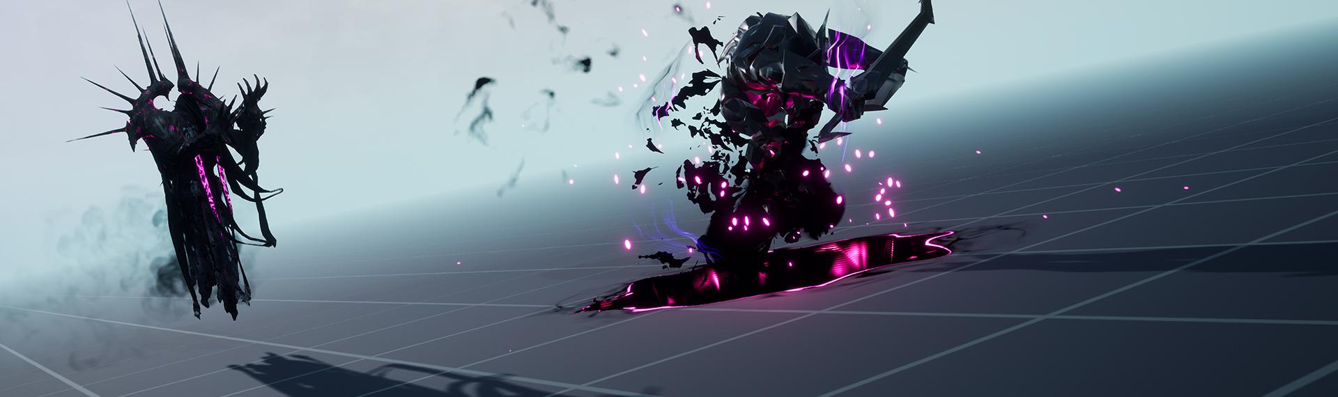 Wraith — Viktor Pramberg
