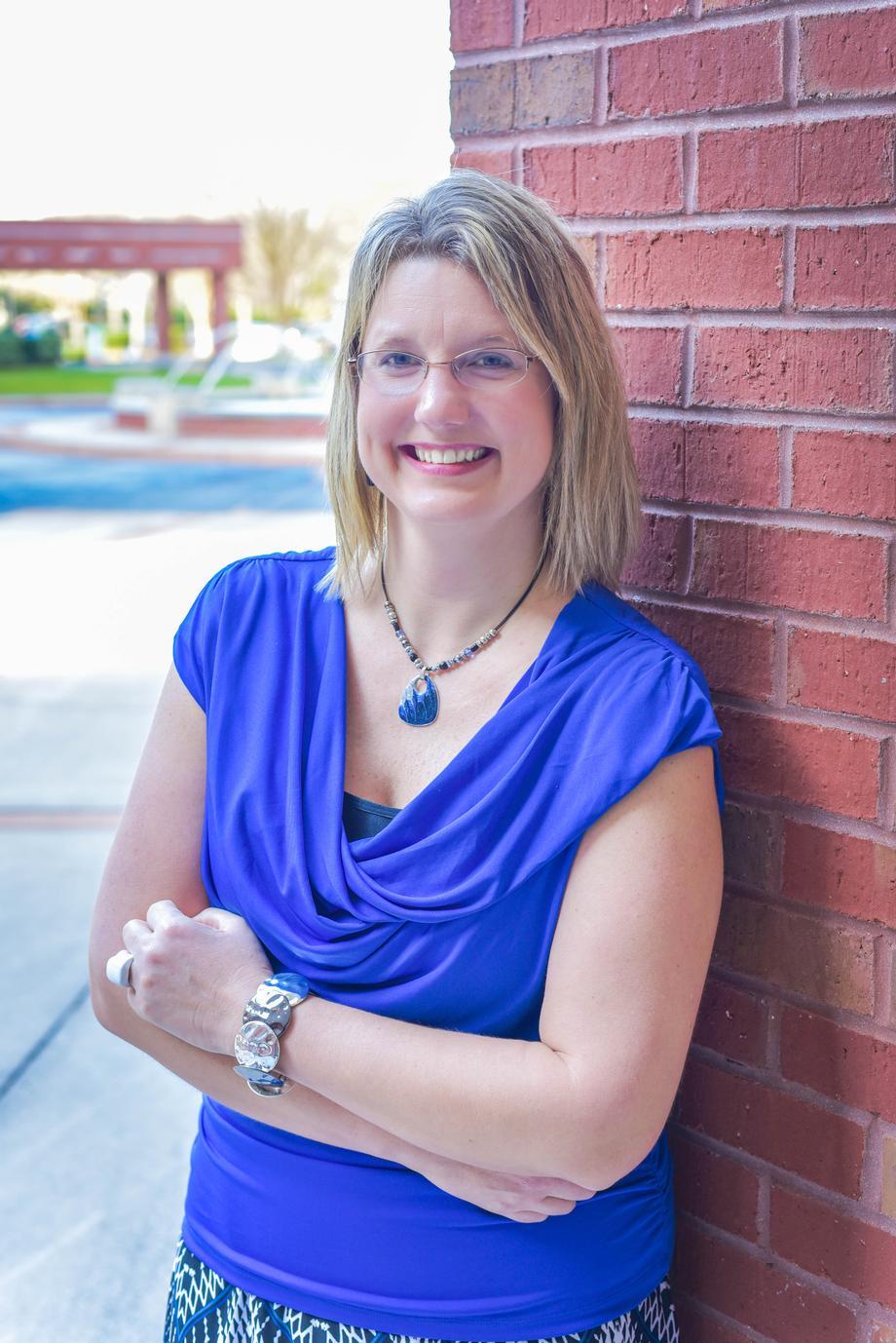 Michelle Miller, Adminstrative Assistant.jpg