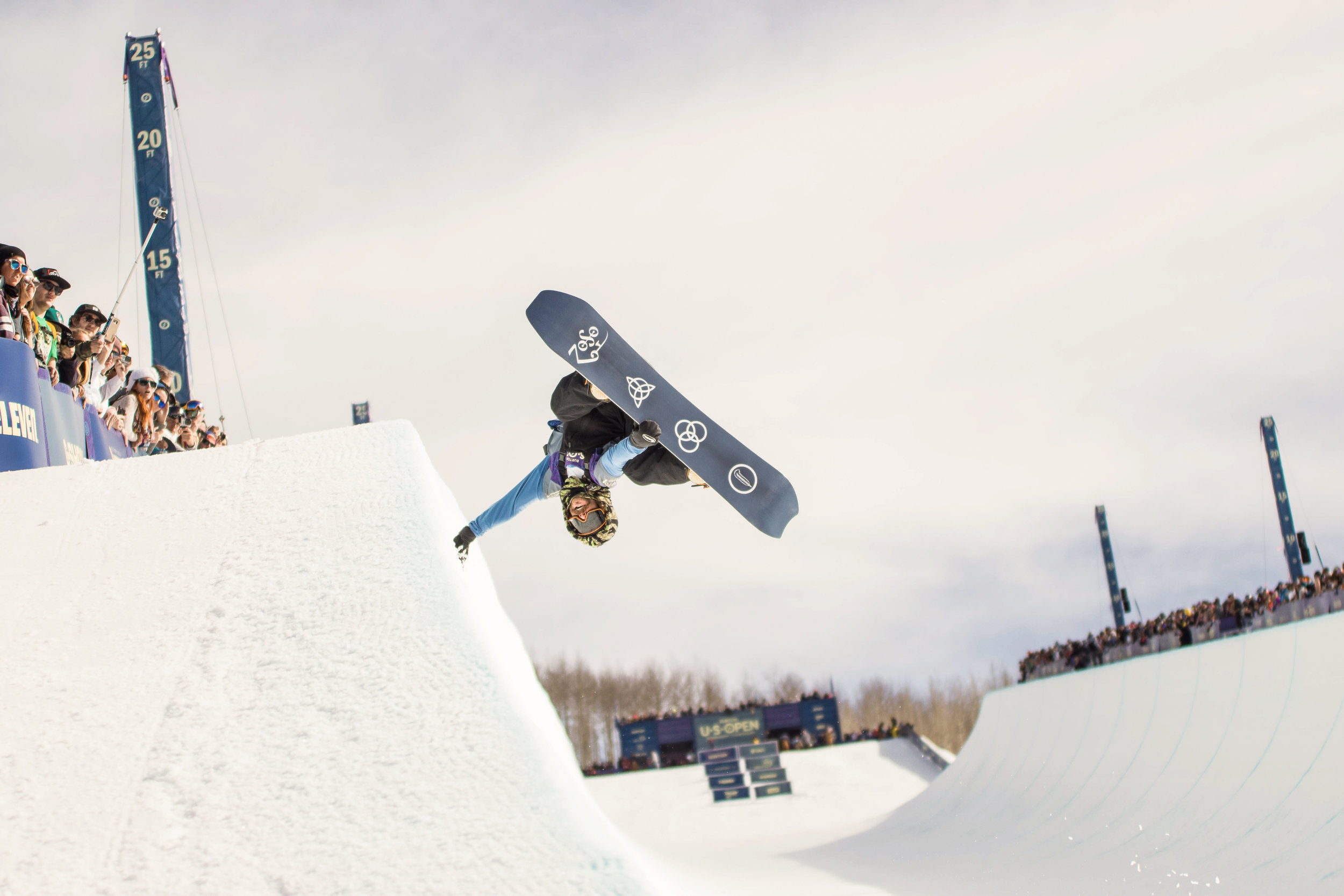 Snowboard Photography