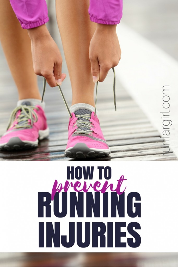 Prevent running injuries with these three core moves. RunFarGirl.com