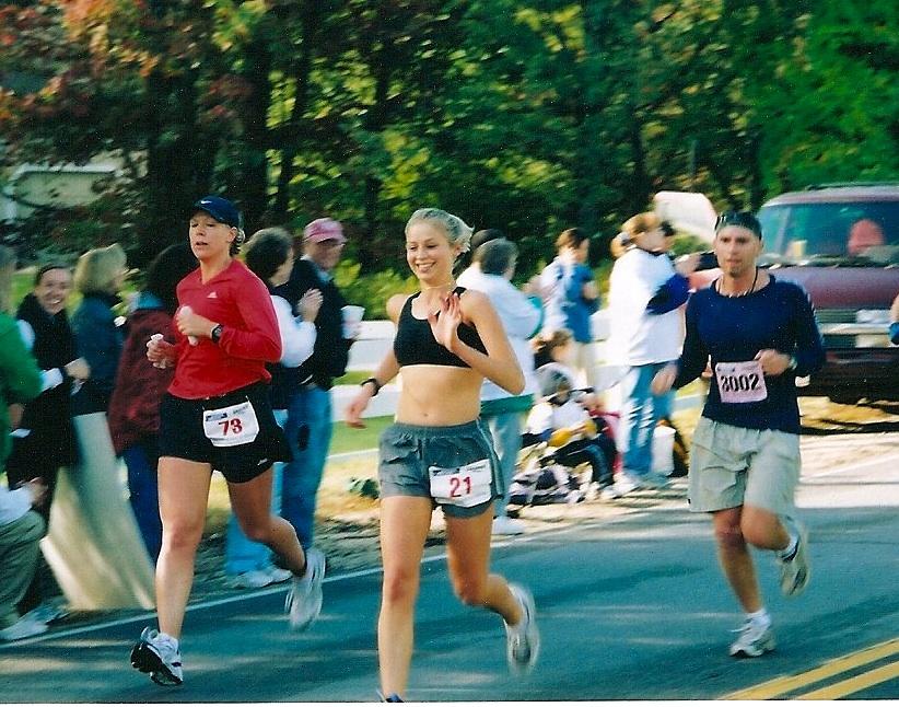 Portland Maine Marathon-My First Marathon