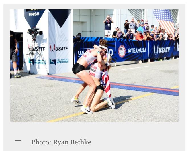 womens running olympic trials marathon