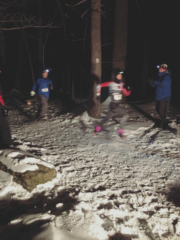 kingman farm snowshoe race