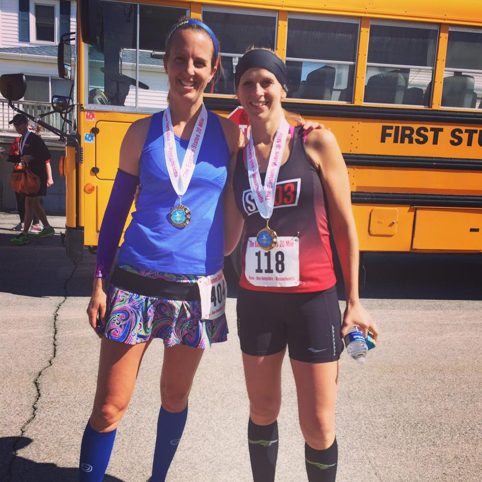 Eastern States with Organic Runner Mom