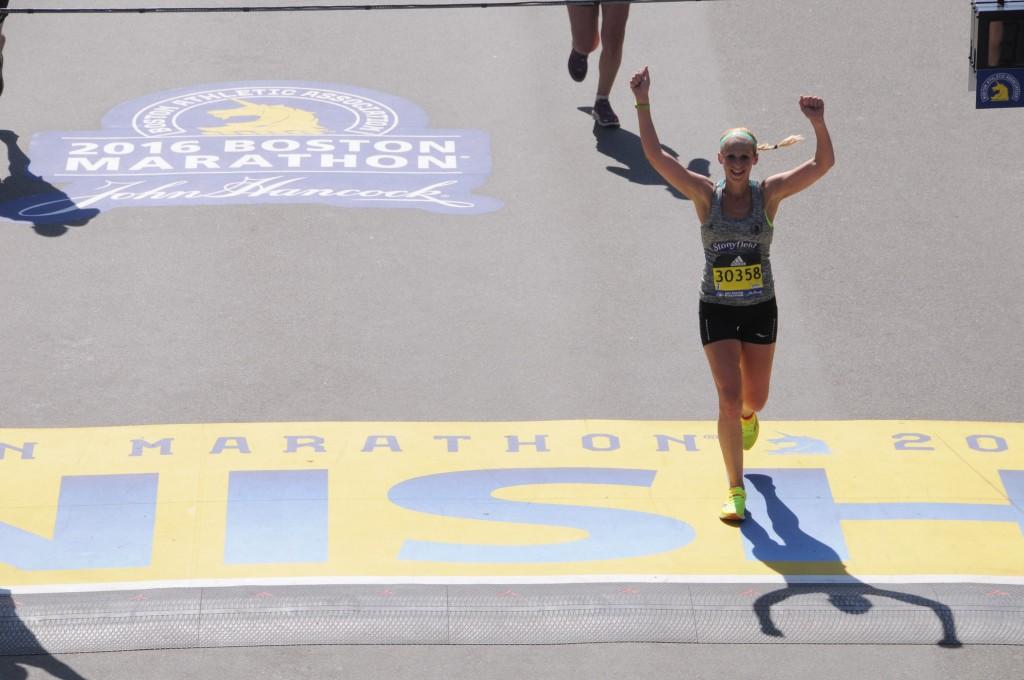 My Boston Marathon Race Recap