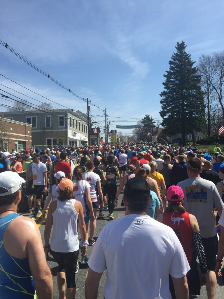 Boston Marathon RunFarGirl.com