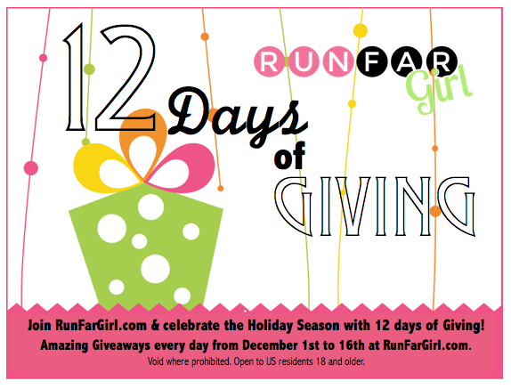 12 Days of Giving postcard