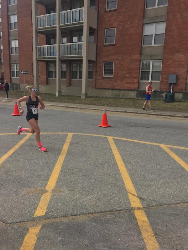 Red's Race 2019 Race Recap Run Far Girl