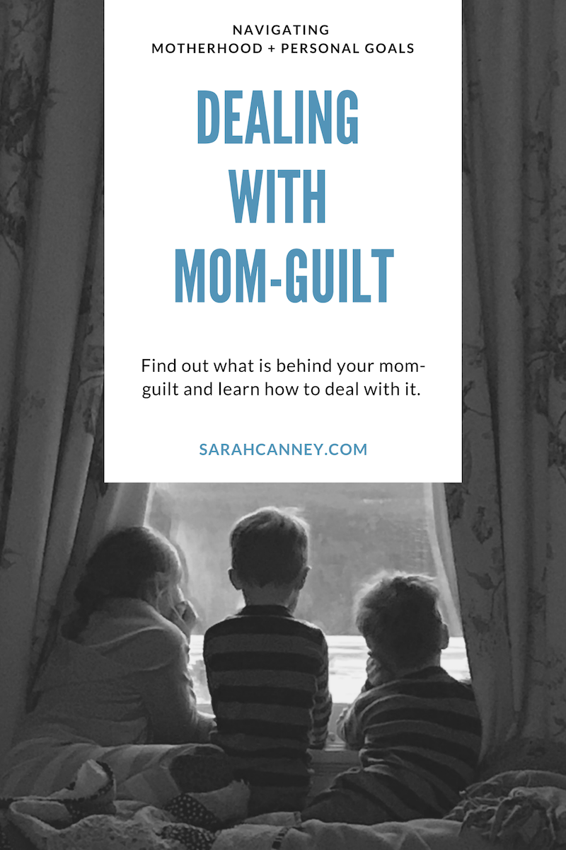 Learn to Deal with mom-guilt and move forward feeling balanced and at peace..png
